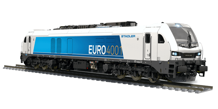 EURO 4001 | Stadler/CAT