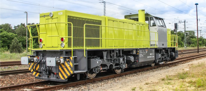G 1206 | Vossloh/CAT