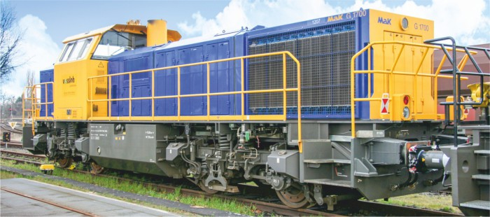 G 1700 | Vossloh/CAT
