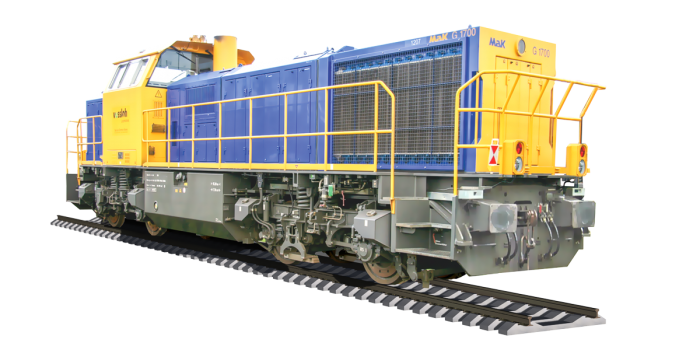 G 1700 | Vossloh/Caterpillar