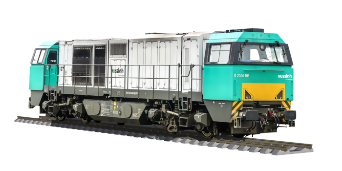 G 2000 | Vossloh/CAT