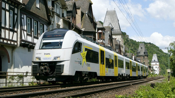 DESIRO ML | Siemens