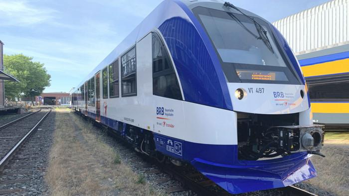 CORADIA LINT 54 | Alstom