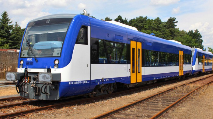 REGIO-SHUTTLE RS1 | Stadler Rail
