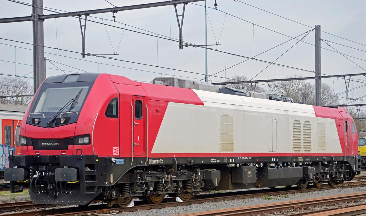 Lokomotiven | EURO4001_BIG.JPG | © Alpha Trains