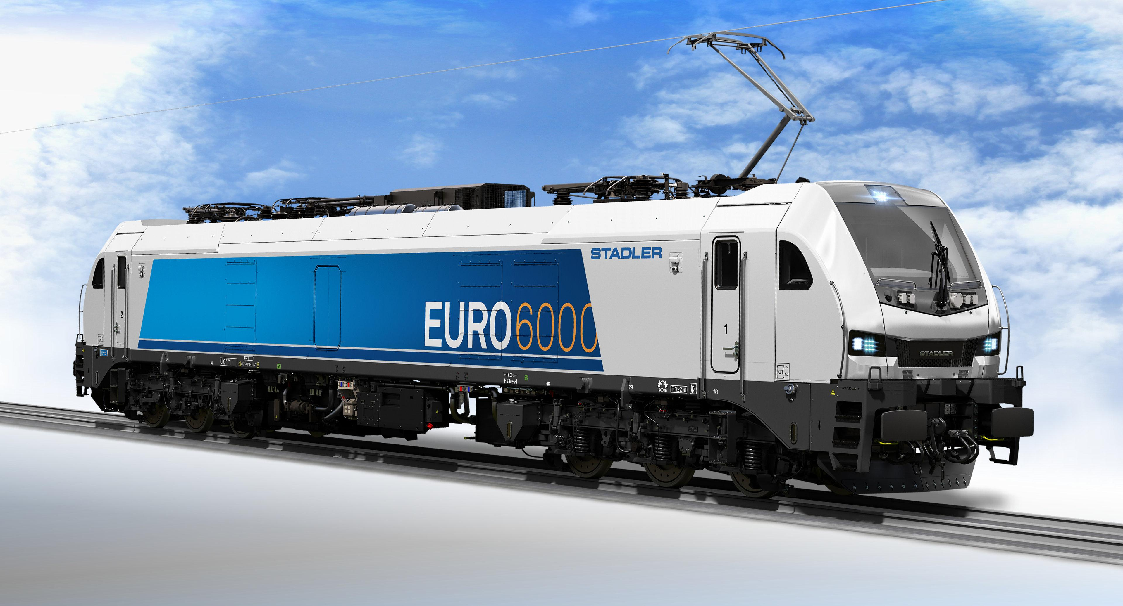 Lokomotiven | EURO6000_BIG.JPG | © Alpha Trains/Stadler