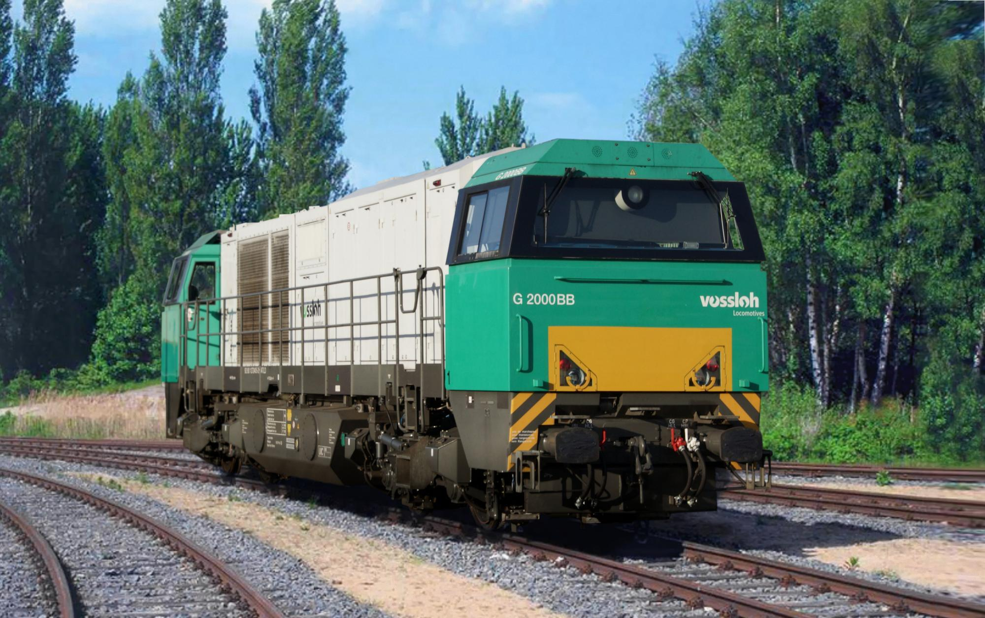 Lokomotiven | G2000_NEW_2_BIG.JPG | © Vossloh/Caperpillar/Alpha Trains Belgium N.V.