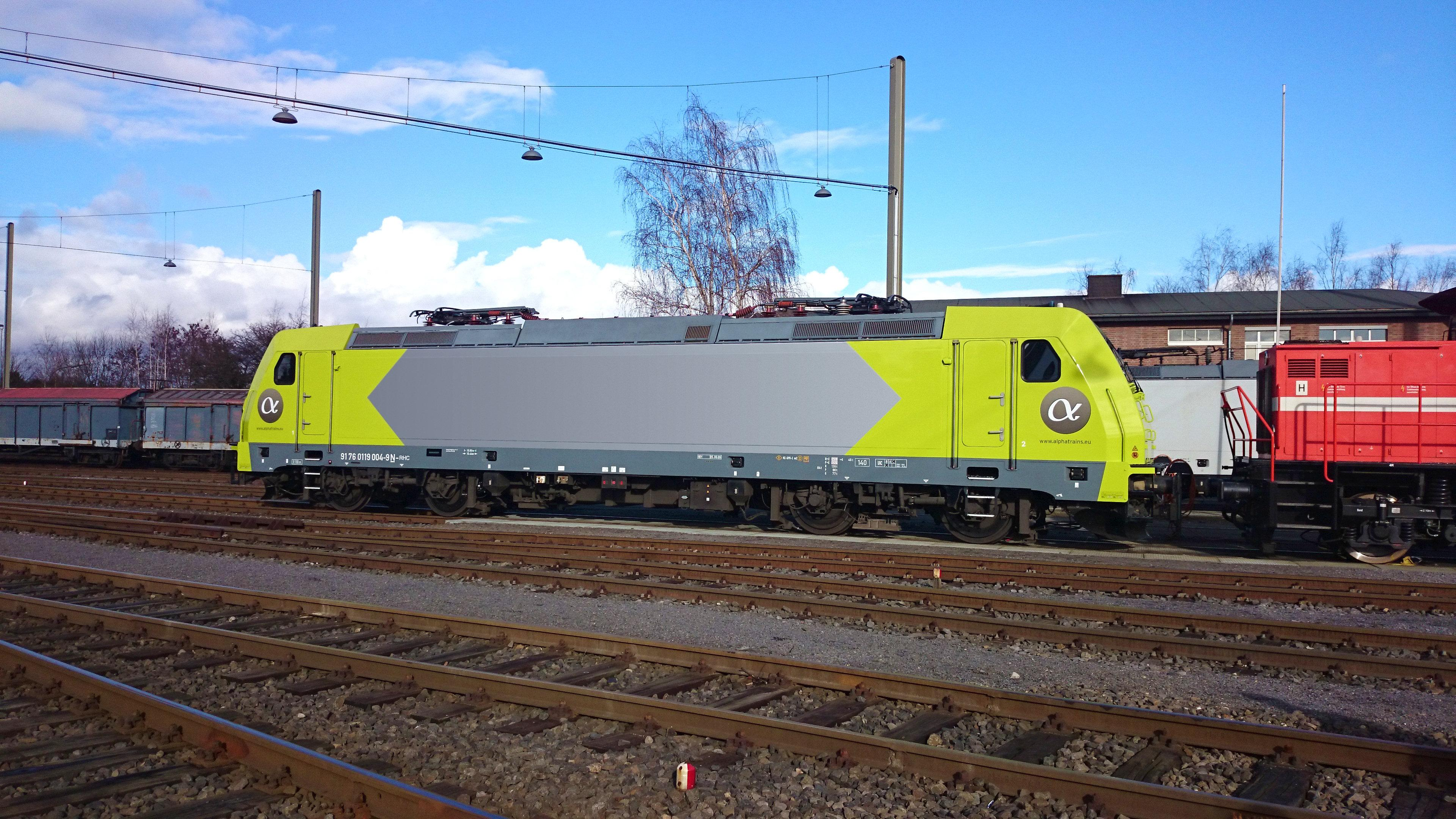 Lokomotiven | TRAXX_NEUTRAL_BIG.JPG | © Alpha Trains