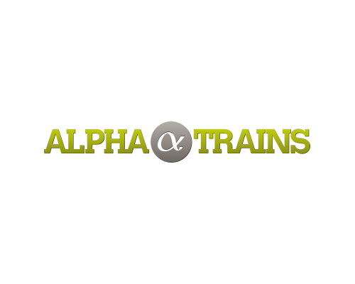 ALPHA_TRAINS_LOGO_GREEN_GRAY_RGB.PNG | © Alpha Trains
