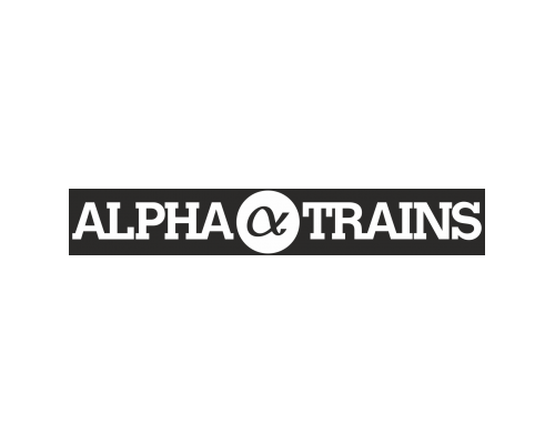 ALPHA_TRAINS_LOGO_WHITE_BLACK_RGB.PNG | © Alpha Trains