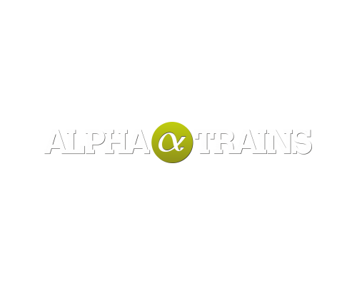 ALPHA_TRAINS_LOGO_WHITE_GREEN_RGB.PNG | © Alpha Trains