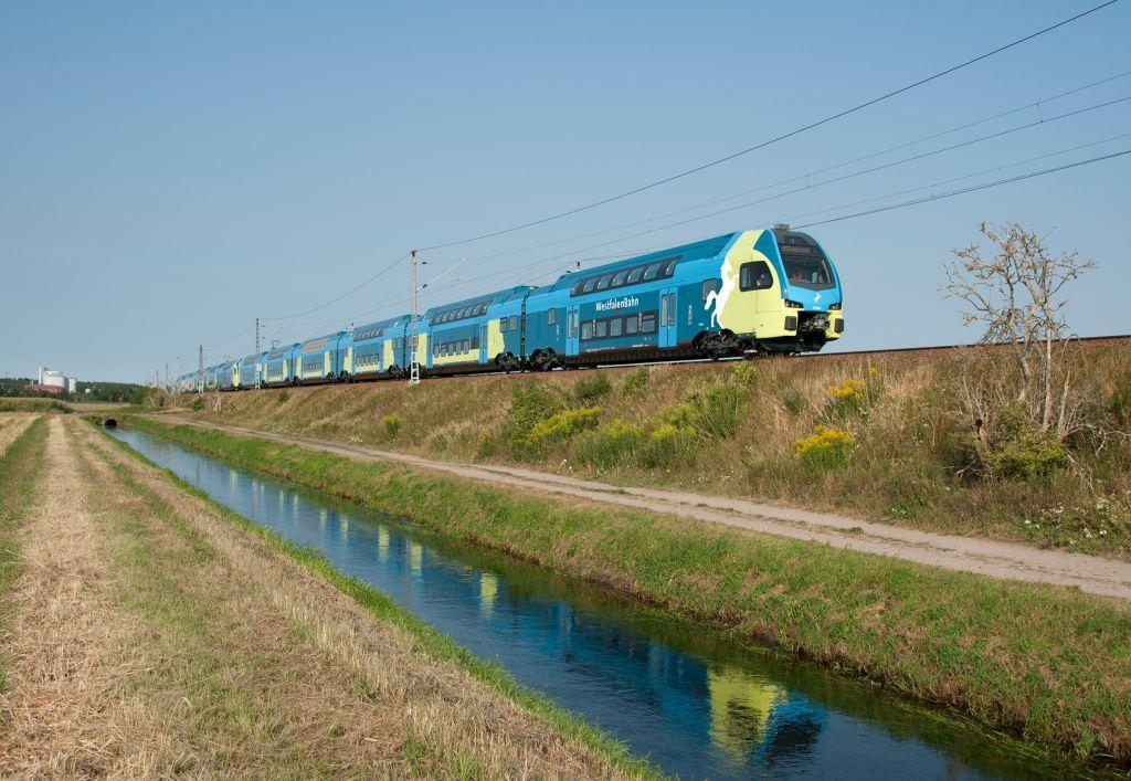 Passenger Trains | EMIL_KISS_BIG.JPG | © Stadler Rail/Alpha Trains/WestfalenBahn