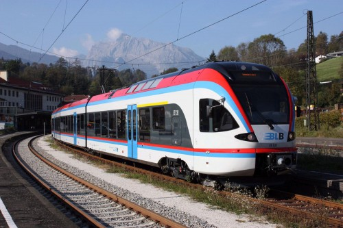 FLIRT_BERCHTESGARDENER_LANDBAHN_1_BIG.JPG | © Stadler Rail/Alpha Trains/BLB