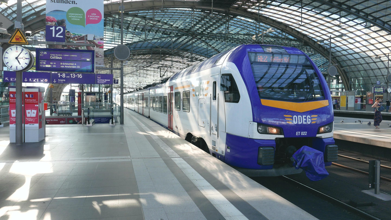 Passenger Trains | ODEG_STADLER_FLIRT_ET_022_BIG.JPG | © Stephen Hartley / Stadler