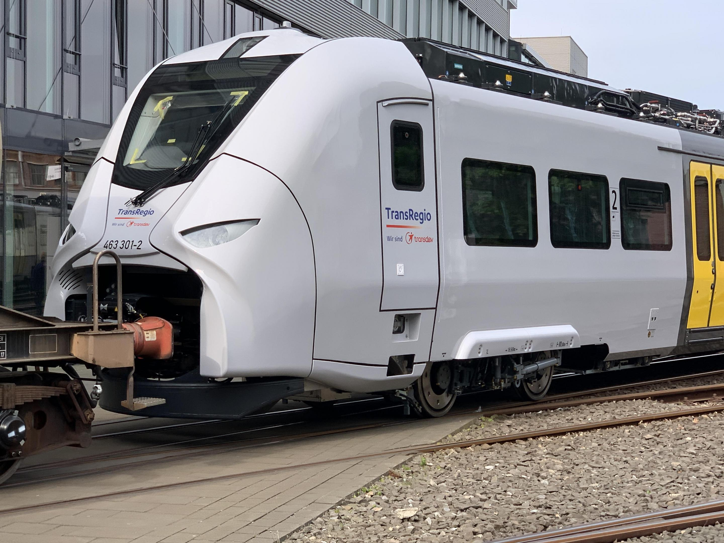 Personenzüge | SIEMENS_MIREO_BIG.JPG | © Alpha Trains