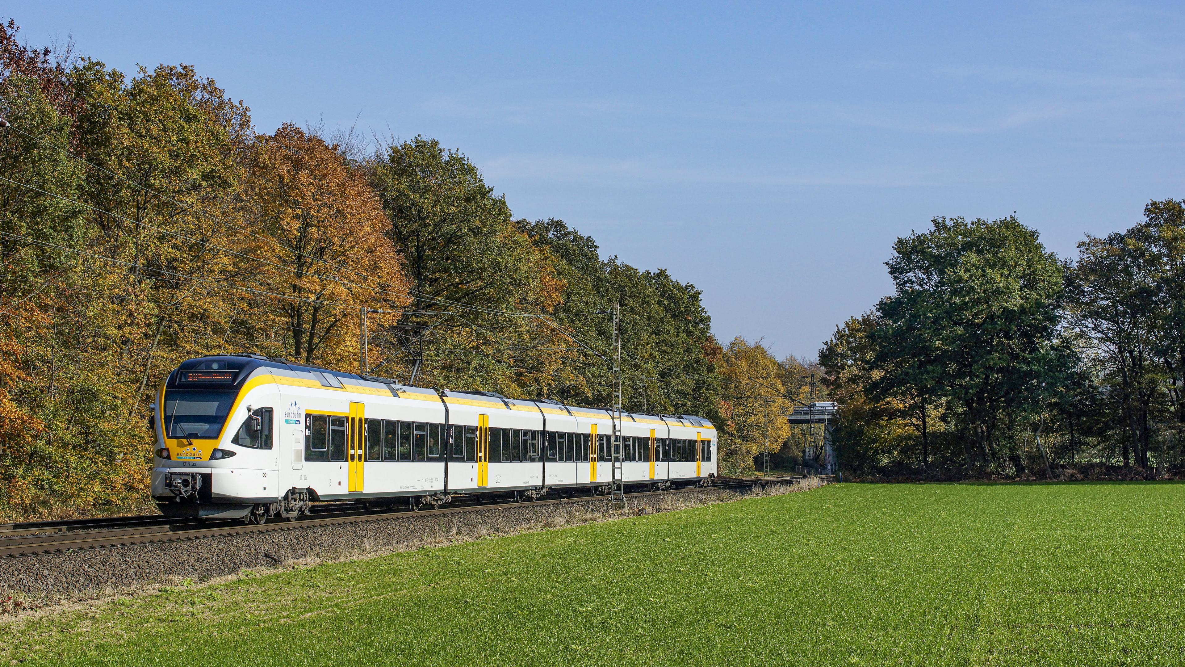 Personenzüge | STADLER_FLIRT1_BIG.JPG | © Alpha Trains