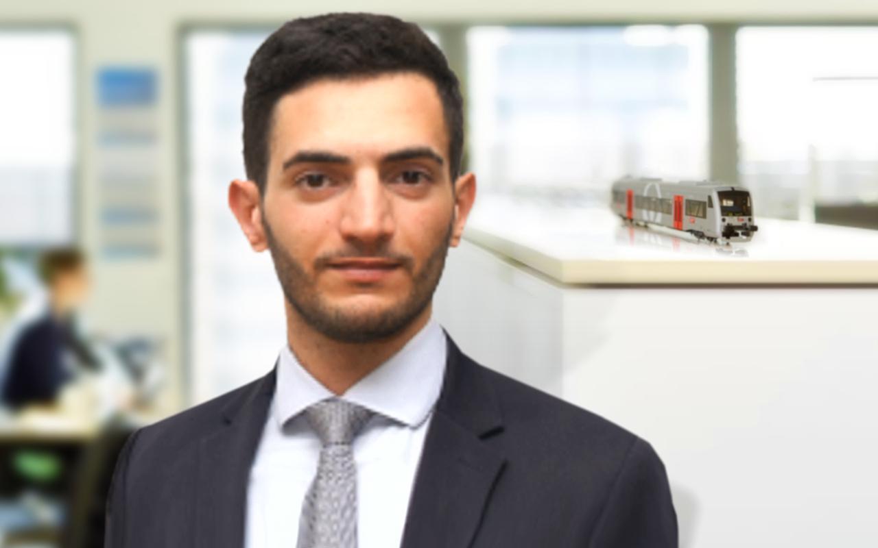 Neuer Commercial Manager in der Alpha Trains Passenger Division
