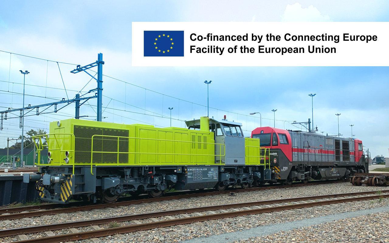 Alpha Trains upgrades 77 locomotives to ETCS Baseline 3 Release 2