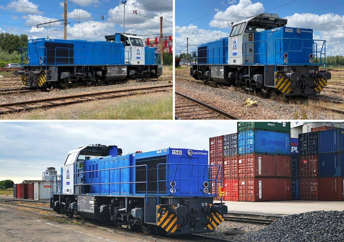 Alpha Trains signs a long-term leasing contract with Aproport