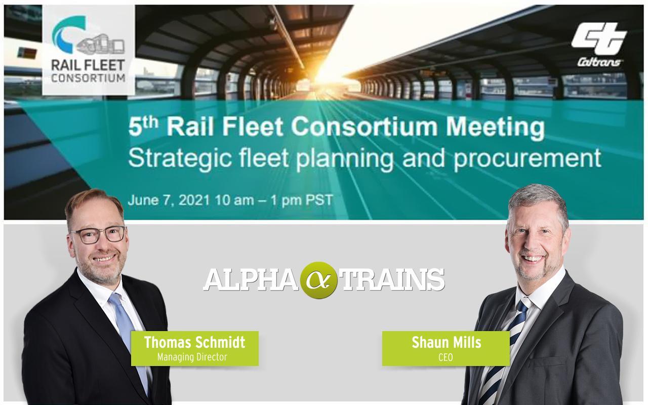 5th Rail Fleet Consortium Meeting
