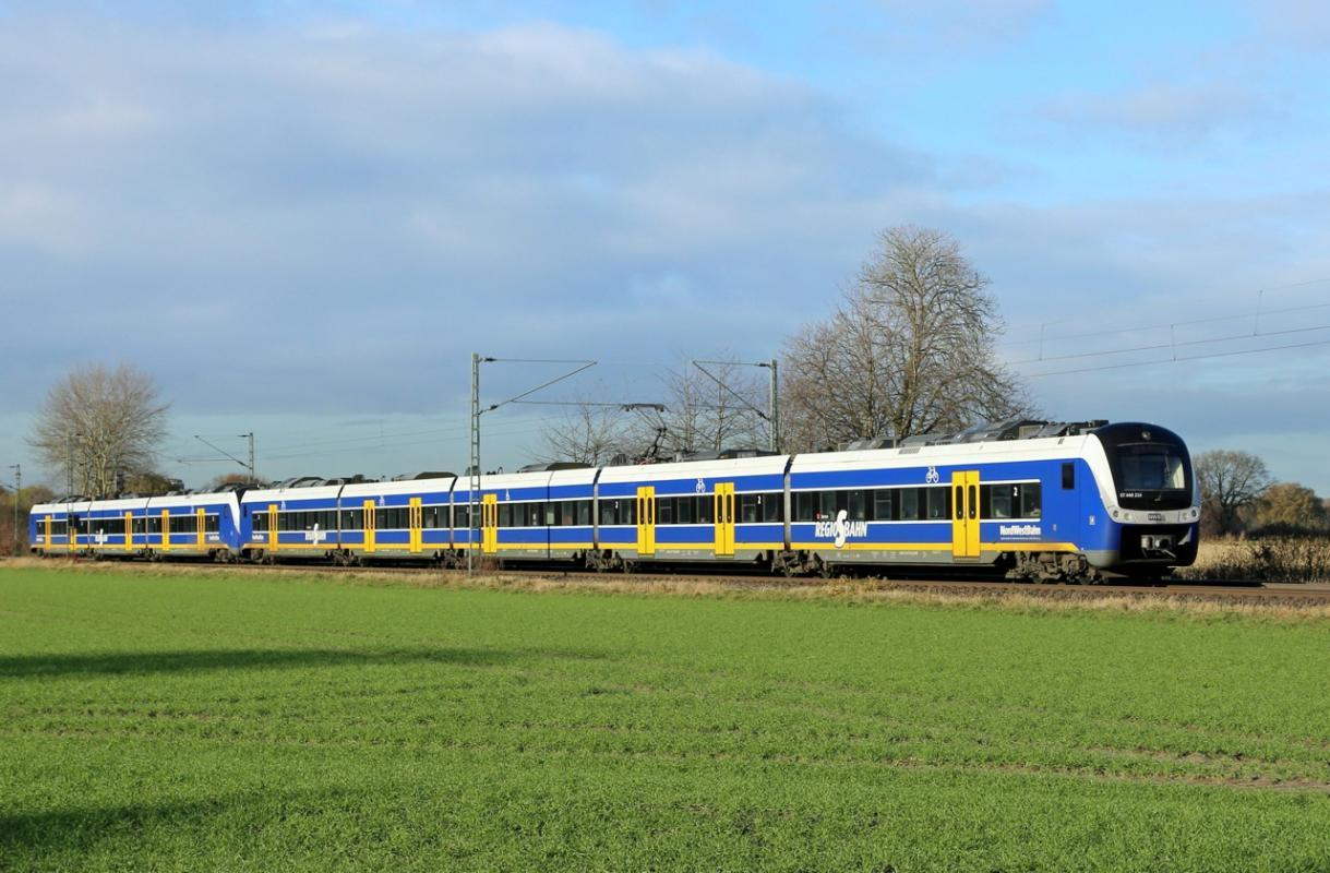 NordWestBahn leases a further 16 new trains from Alpha Trains