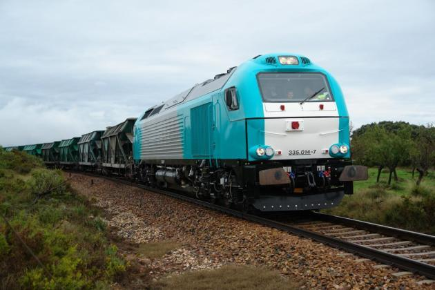 Alpha Trains announces the acquisition of 4 Stadler Rail Euro4000 Locomotives