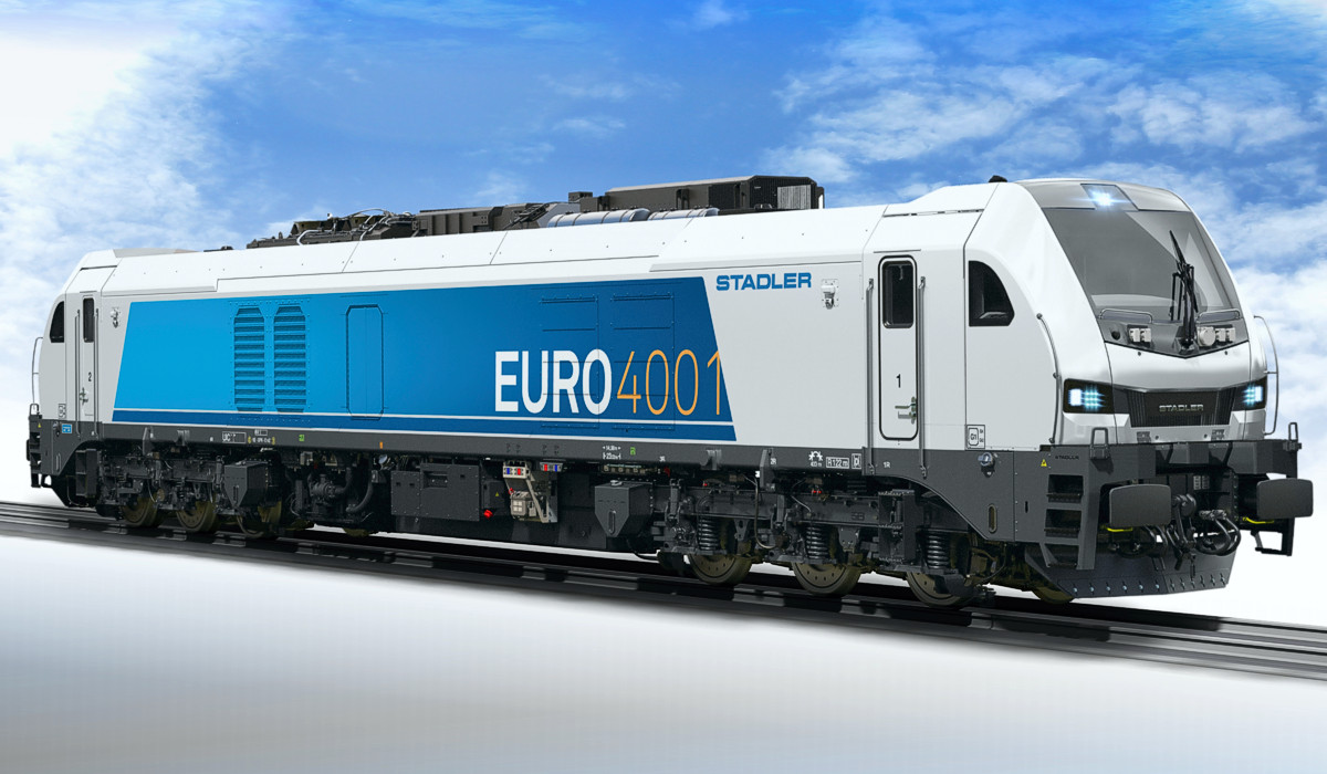 Latest generation of six-axle locomotives completes Alpha Trains Locomotive portfolio
