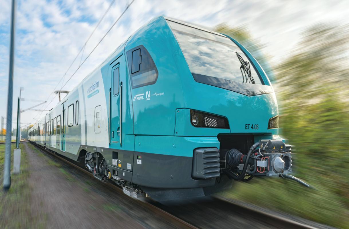 """Alpha Trains Group nimmt über €700 Mio. Fremdkapital auf, unter anderem über ein """"grünes Darlehen"""" und """"grüne Schuldverschreibungen"""""""