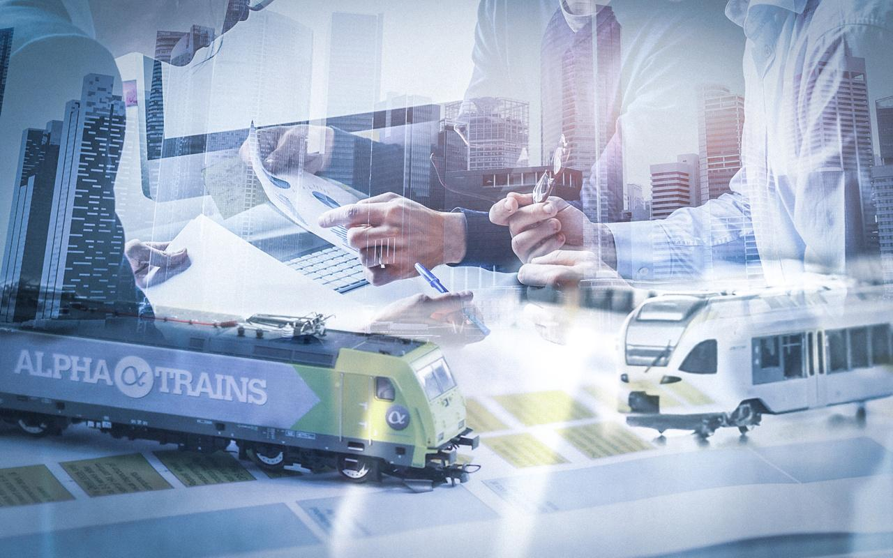 Alpha Trains raised €130m to refinance a Holdco loan ahead of its maturity