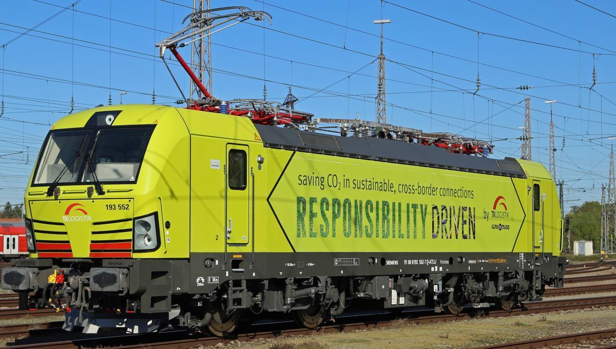 Grüne Eisenbahnfinanzierung mit Vorbildfunktion