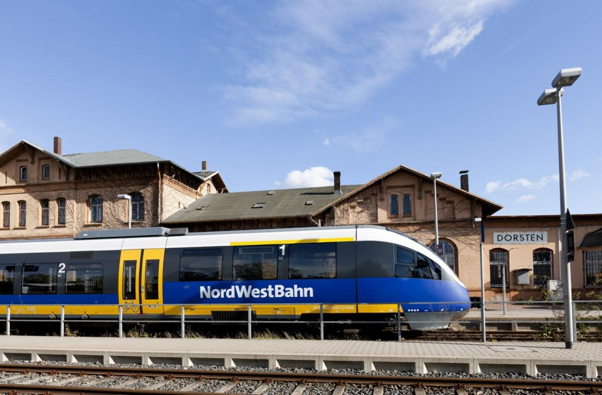 NordWestBahn extends leasing contract with Alpha Trains