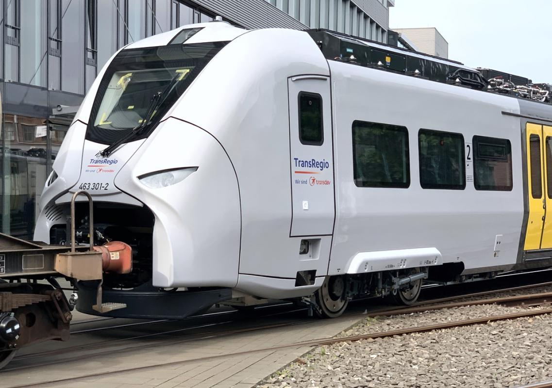 First Mireo for Mittelrheinbahn concession