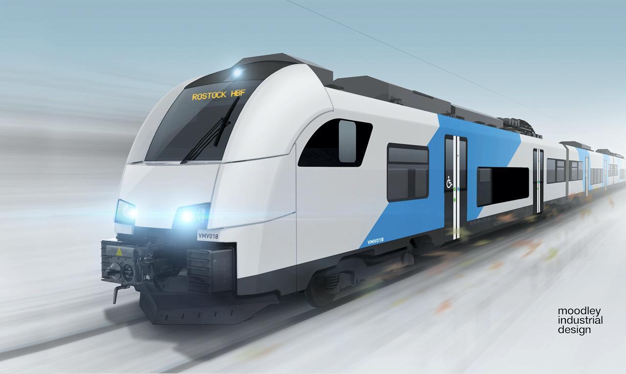 Alpha Trains bestellt Regionalzüge für Mecklenburg-Vorpommern