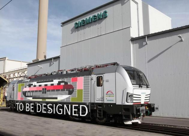 Alpha Trains announces the acquisition of 6 Siemens Vectron Locomotives